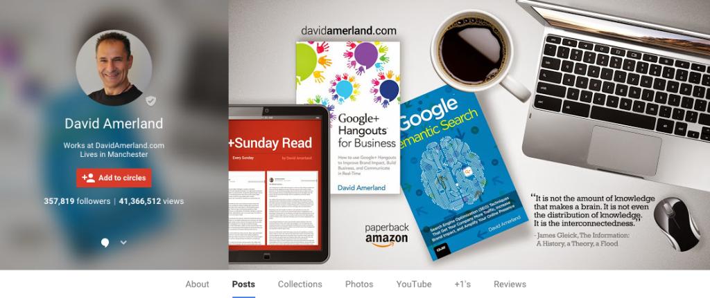 XXCómo diseñar la imagen de portada perfecta para Google+