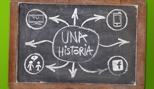 Ganar leads con una buena narrativa #infografía