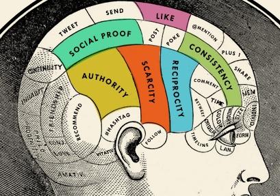 Trucos de Psicología para aumentar las conversiones #infografía