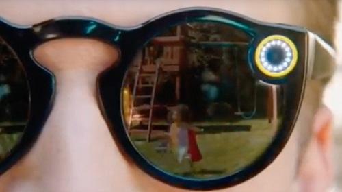 Snapchat ahora es Snap Inc. y presenta sus gafas inteligentes