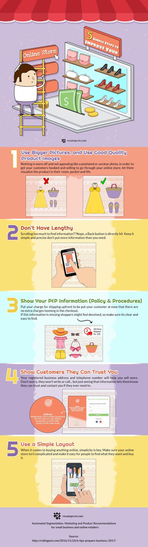 XX7 consejos para mejorar tu e-commerce y vender más