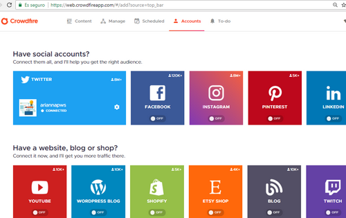 XXHerramientas gratuitas para medir el tráfico en redes sociales