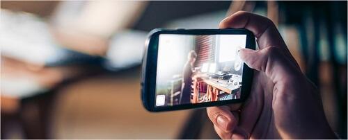 crear vídeos en vivo