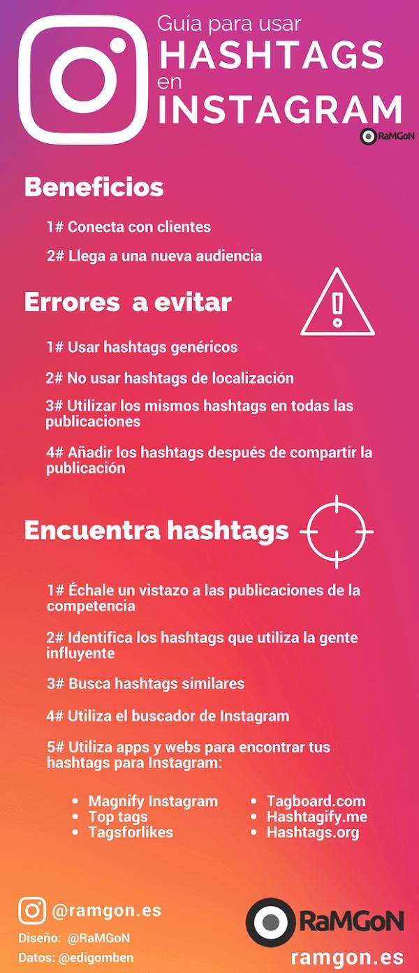 usar-hashtags-instagram-infografía