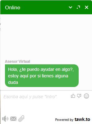 ejemplo chatbot