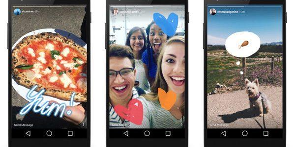 5 herramientas para crear historias para Instagram