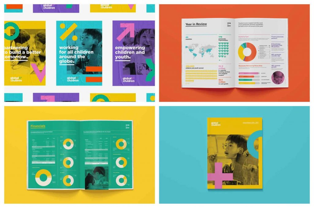 XXTendencias del diseño gráfico en 2019