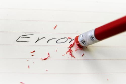 XXCómo identificar errores en tu estrategia de marketing